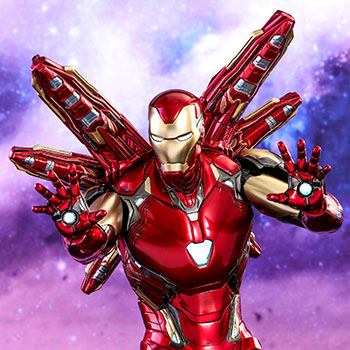 Iron Man Mark LXXXV Sixth Scale Figure