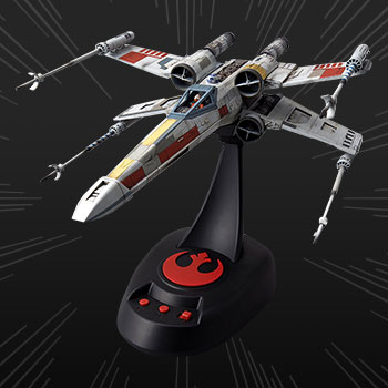 X-Wing Starfighter Moving Edition Plastic Model Model Kit