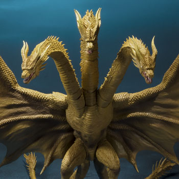 King Ghidorah Collectible Figure