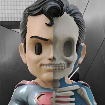 Superman (Metallic Edition) Vinyl Collectible
