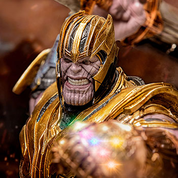 Thanos (Deluxe Version) Statue