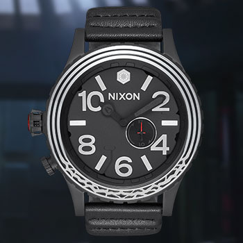 Kylo Black 51-30 Watch Jewelry