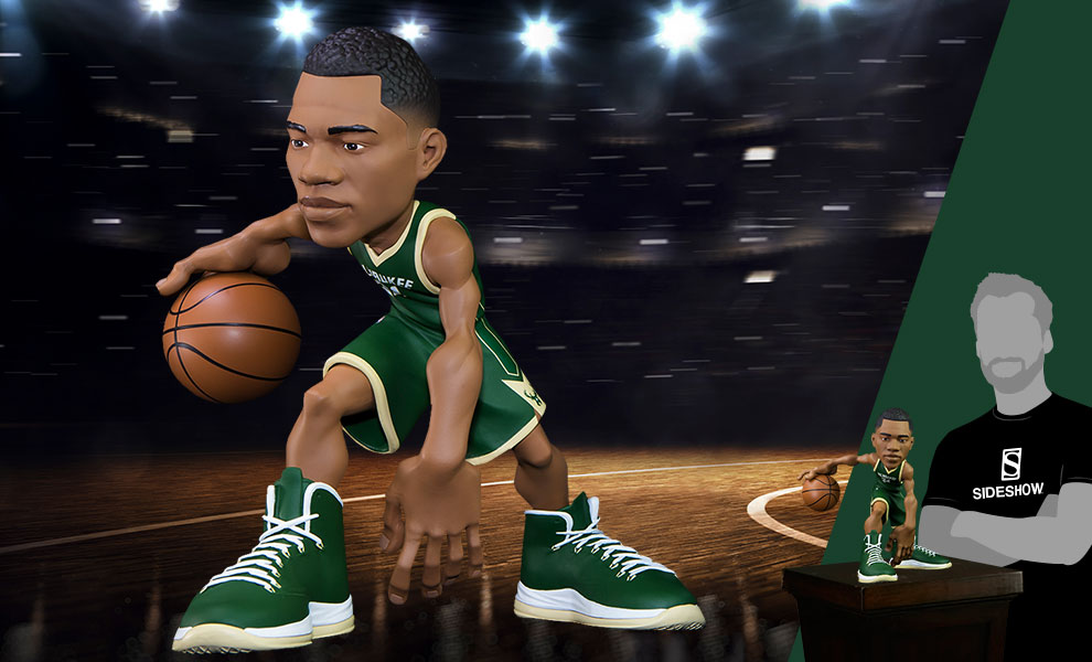 Giannis Antetokounmpo SmALL-Stars Collectible Figure