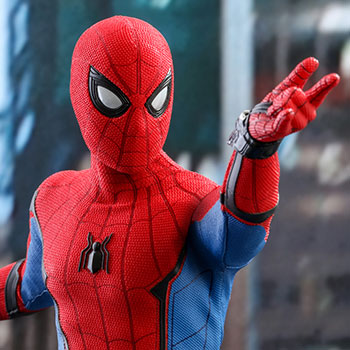 Spider-Man (Movie Promo Edition) Sixth Scale Figure