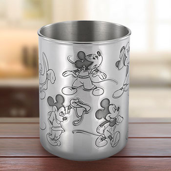 Mickey Through the Ages Tumbler Mug