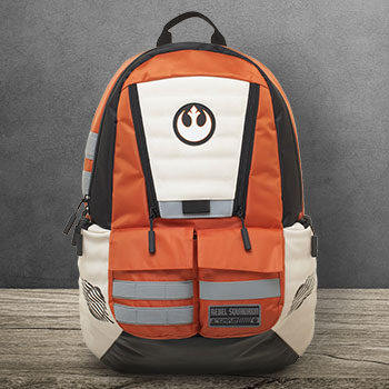 Rebel Pilot Backpack Apparel