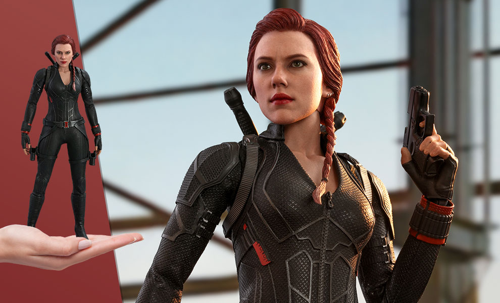 Black Widow Sixth Scale Figure