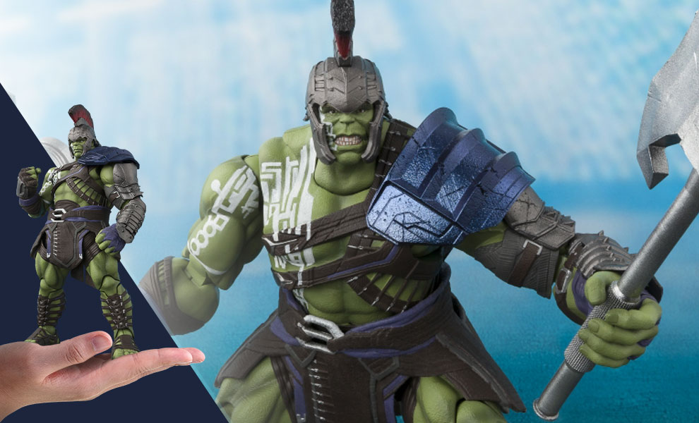 Hulk Collectible Set