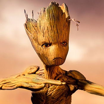 Groot 1:10 Scale Statue