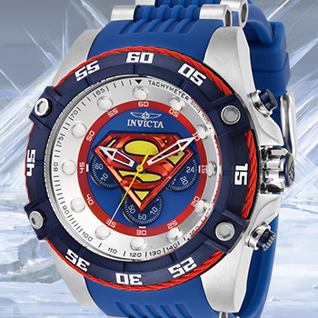 Superman Watch - Model 29121 Jewelry