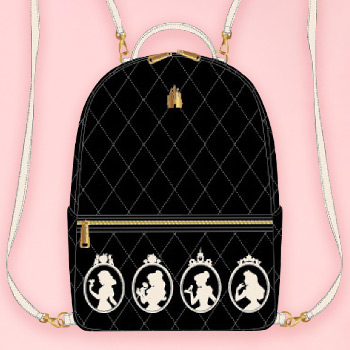Disney Princess (Silhouette) Mini Backpack Apparel