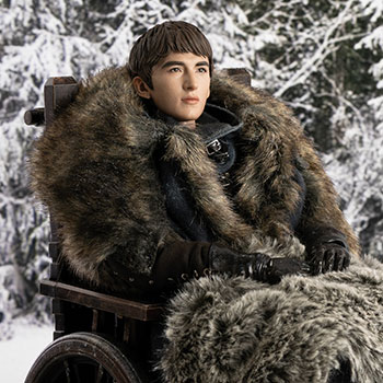 Bran Stark Sixth Scale Figure