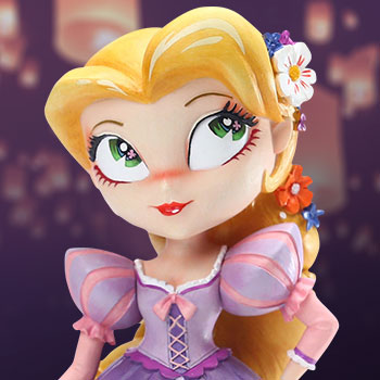 Miss Mindy Rapunzel Figurine