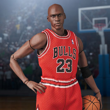 Michael Jordan Collectible Figure