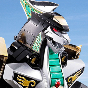 GX-78 Dragonzord Collectible Figure