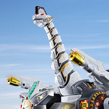 GX-85 Titanus Collectible Figure