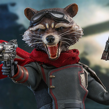 Rocket Sixth Scale Figure