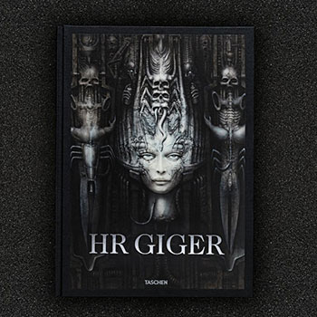 H.R. Giger Collector's Edition Book