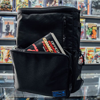 HEX x Jim Lee Collector's Backpack Apparel