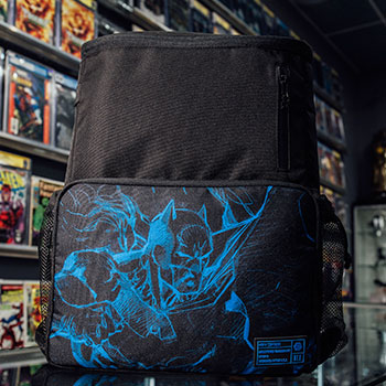 HEX x Jim Lee (Limited Edition) Collector's Backpack Apparel