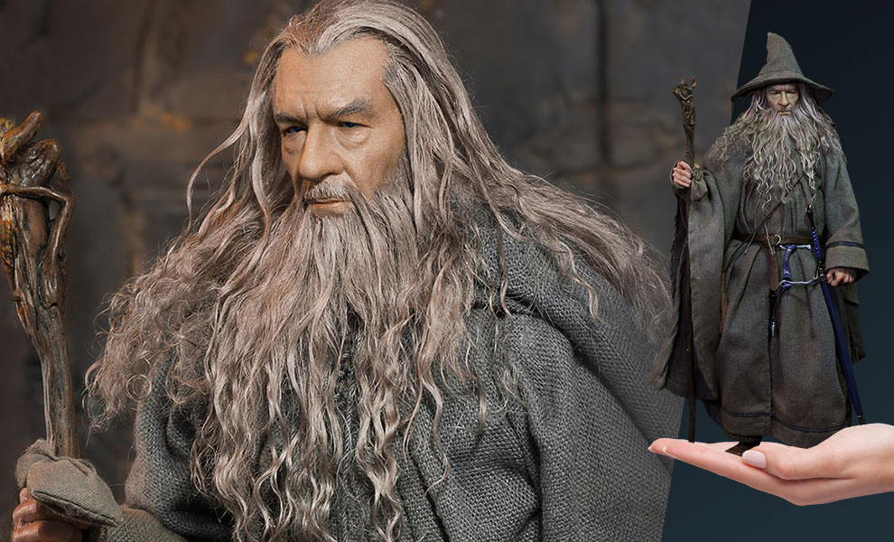 Gandalf the Grey Sixth Scale Figure