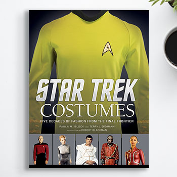 Star Trek: Costumes Book