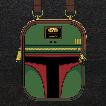 Boba Fett Crossbody Apparel