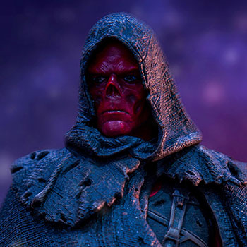 Red Skull 1:10 Scale Statue