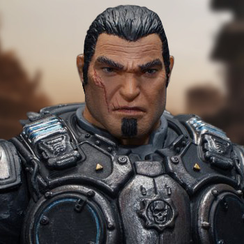 Marcus Fenix Collectible Figure