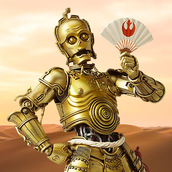 Honyaku Karakuri C-3PO Collectible Figure