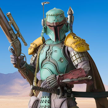 Boba Fett Collectible Figure