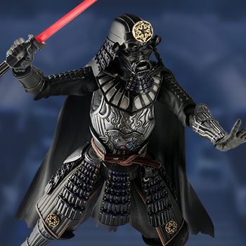 Samurai General Darth Vader Collectible Figure