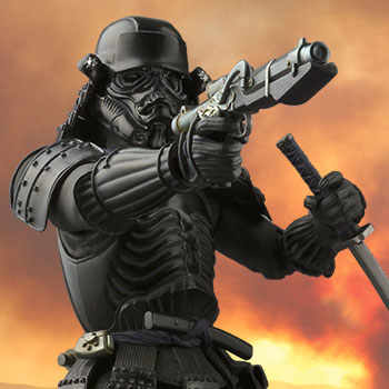 Onmitsu Shadowtrooper Collectible Figure
