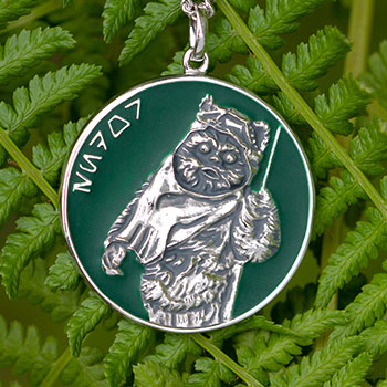 Endor Planetary Medallion Jewelry