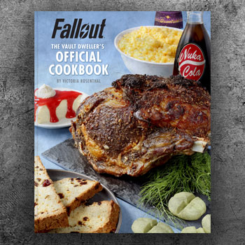 Fallout: The Vault Dweller's Official Cookbook Book