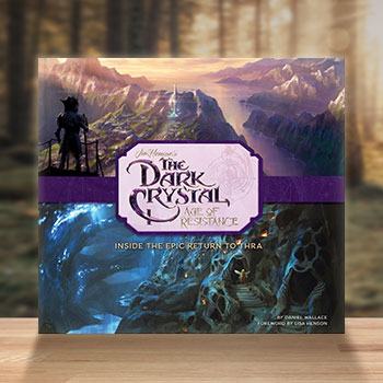 The Dark Crystal: Age of Resistance Book