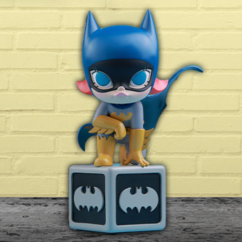 Molly (Batgirl Disguise) Collectible Figure