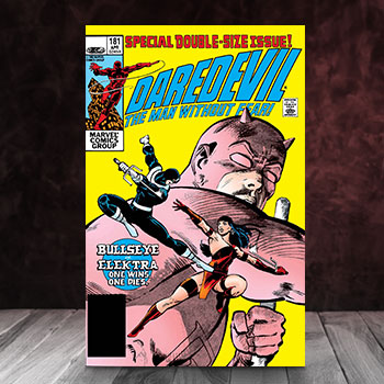 Daredevil #181 Book