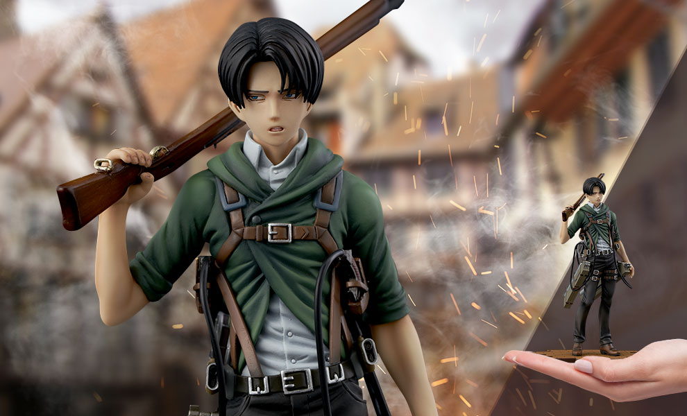 Levi (Version 2A) Collectible Statue