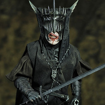 The Mouth of Sauron (Slim Version) Sixth Scale Figure
