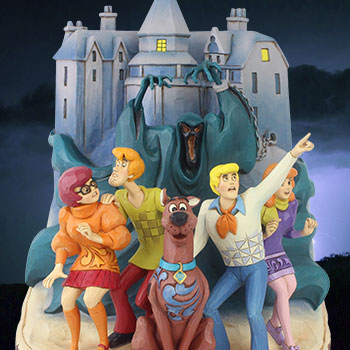 Scooby-Doo Carved by Heart Figurine