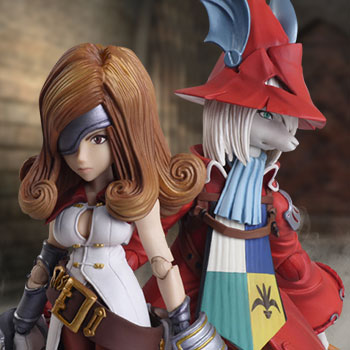 Freya Crescent & Beatrix Collectible Set