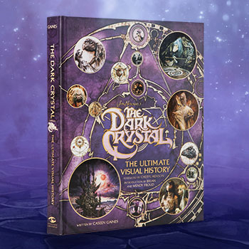 The Dark Crystal: The Ultimate Visual History Book