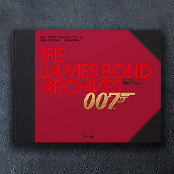 James Bond Archives Book