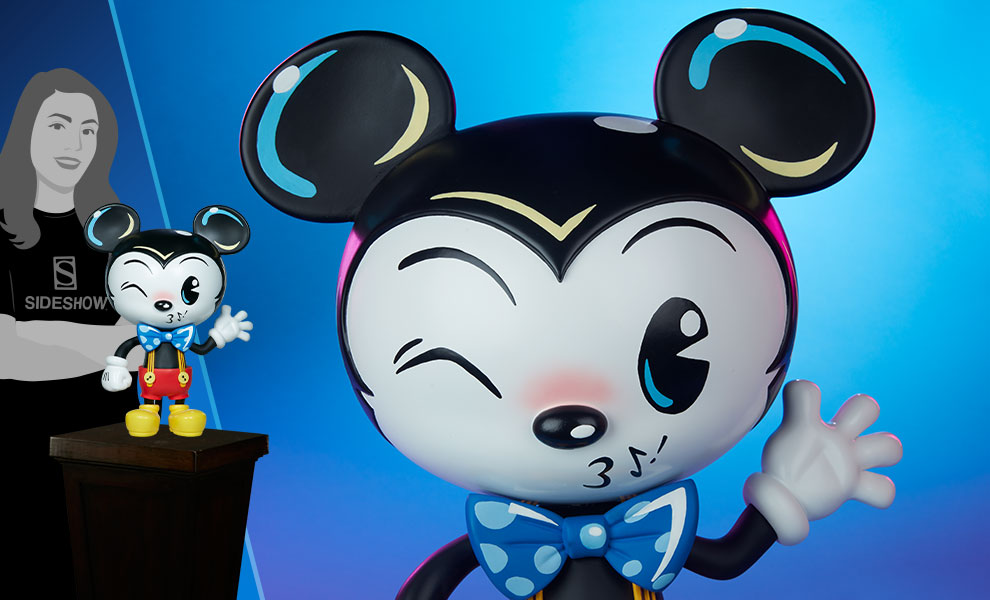 "Miss Mindy 18"" Mickey Vinyl Collectible"