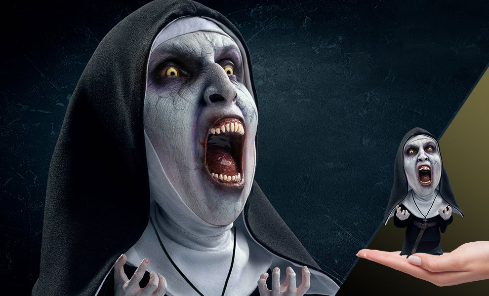 Valak (Open Mouth) Deluxe Statue