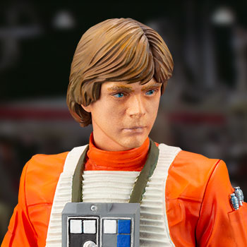 Luke Skywalker (X-Wing Pilot) Statue