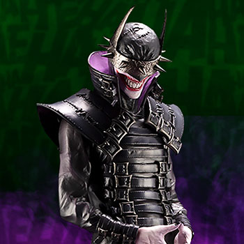 Batman Who Laughs Statue