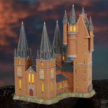 Hogwarts Astronomy Tower Figurine