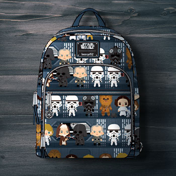 Star Wars A New Hope Chibi Mini Backpack Apparel